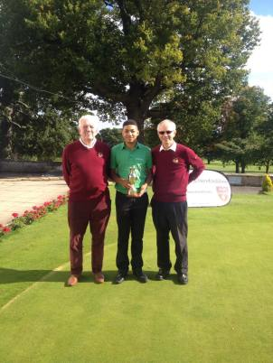 County Matchplay 2015